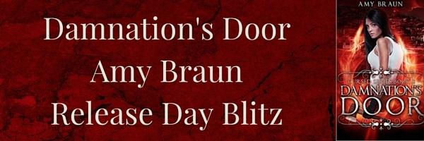 Damnation's Door Release Day Blitz Banner